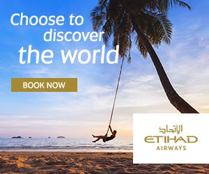 Etihad Airways (Exclusive)