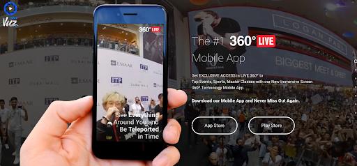 360vuz website