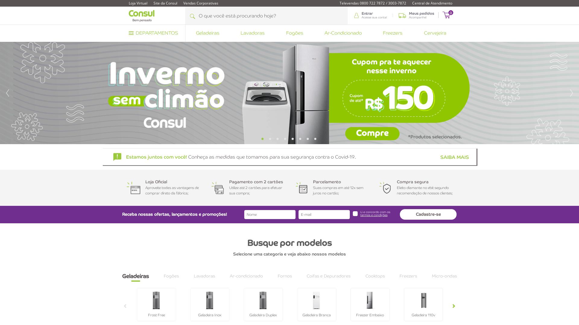 Consul website
