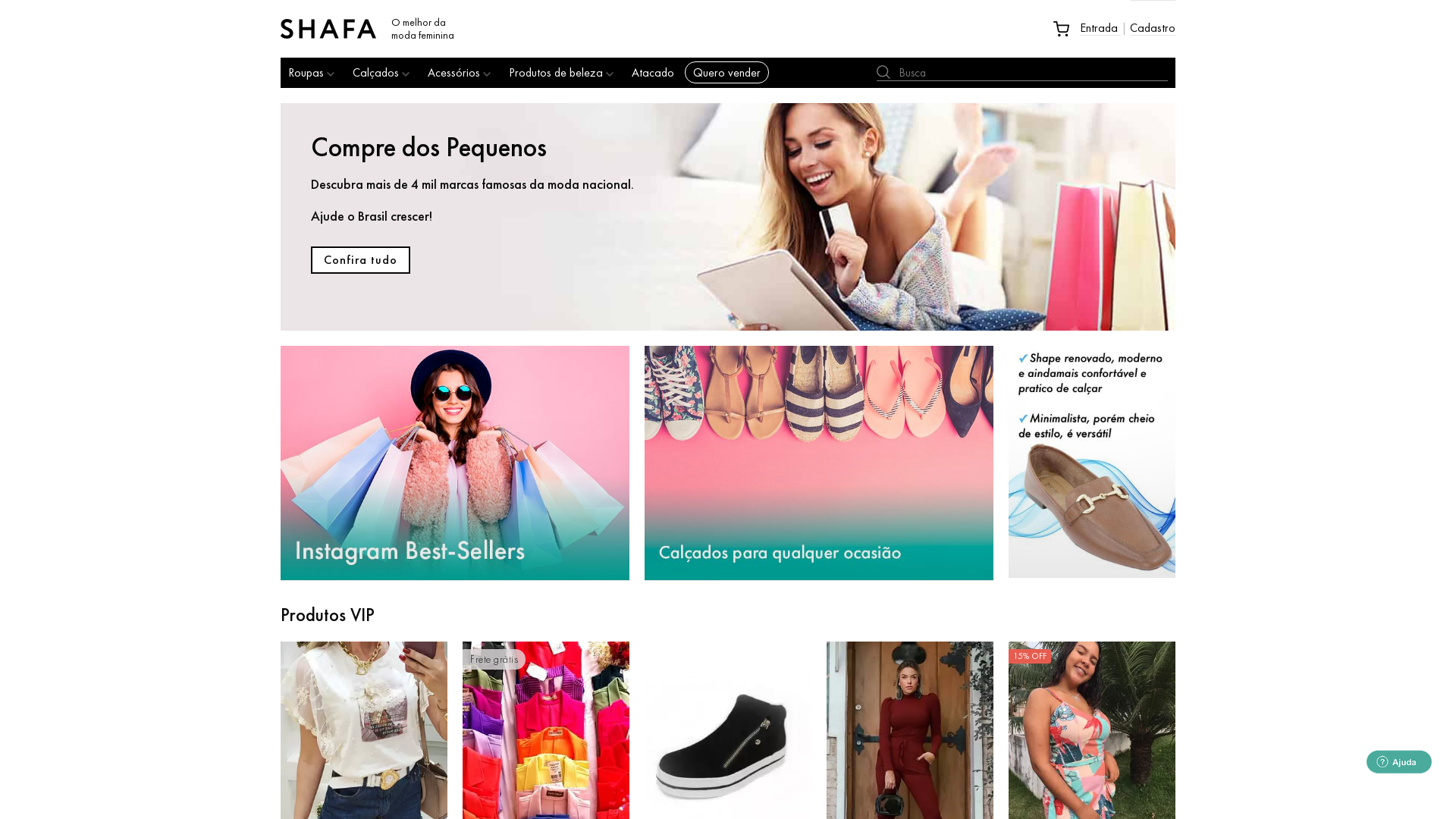 Shafa website