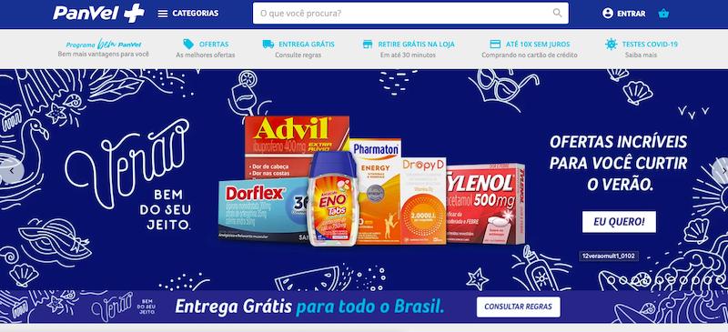 Panvel website